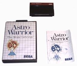 astro warrior complete sms